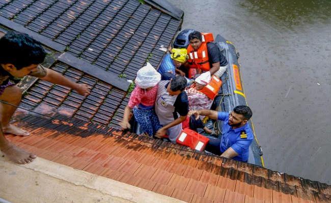 केरल में अगले पांच दिन बारिश में आएगी कमी, सात लाख लोग हैं विस्थापित, ट्रेनों में बढ़ी भीड़