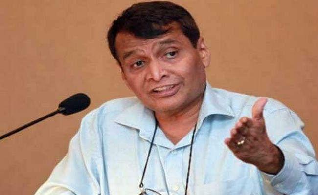 सिविल एविएशन मिनिस्टर सुरेश प्रभु ने कहा-असहनीय है एयर इंडिया का विरासती कर्ज