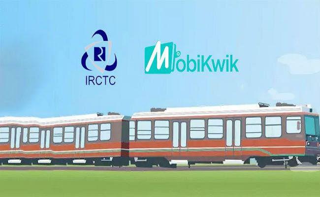Train Ticket बुक कराने पर 10 फीसदी तक छूट दे रही Mobikwik