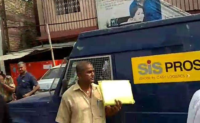समस्तीपुर : गार्ड को गोली मार अपराधियों ने 52 लाख 74 हजार लूटे