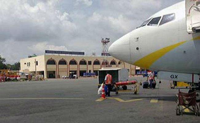 पटना एयरपोर्ट को बम से उड़ाने की मिली धमकी, बढ़ायी गयी सुरक्षा