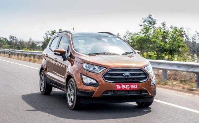 Ford India ने बाजार से वापस मंगायी 7,249 Ecosport, यह रही वजह...