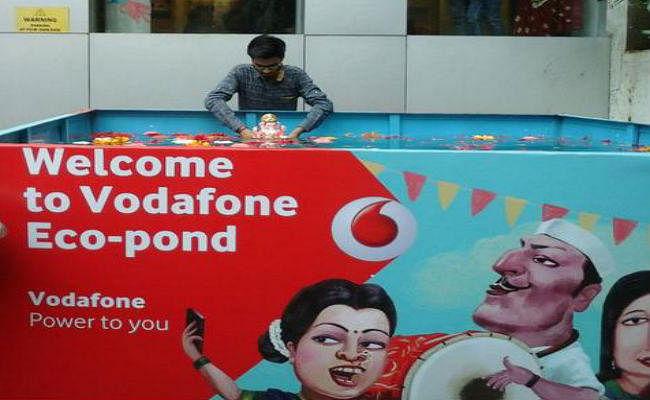 Ganesh Chaturthi पर वोडाफोन ने पेश किया गणपति बप्पा को विदाई देने का ईको फ्रेंडली तरीका