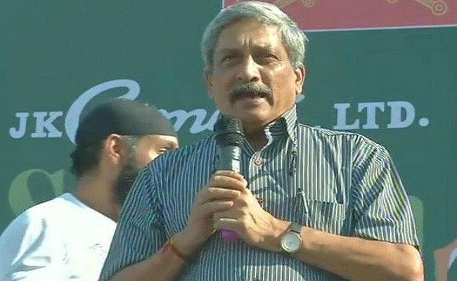 गोवा के मुख्यमंत्री मनोहर पर्रिकर फिर से अस्पताल में भर्ती