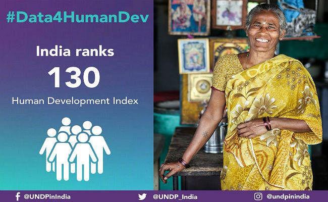 UNDP के मानव विकास सूचकांक में भारत 130वें स्थान पर, नार्वे अव्वल