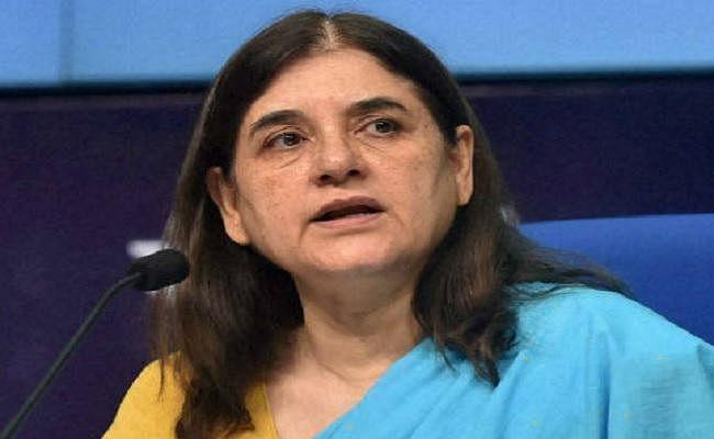 मेनका गांधी ने आश्रय गृहों में यौन अपराधों पर चिंता जतायी