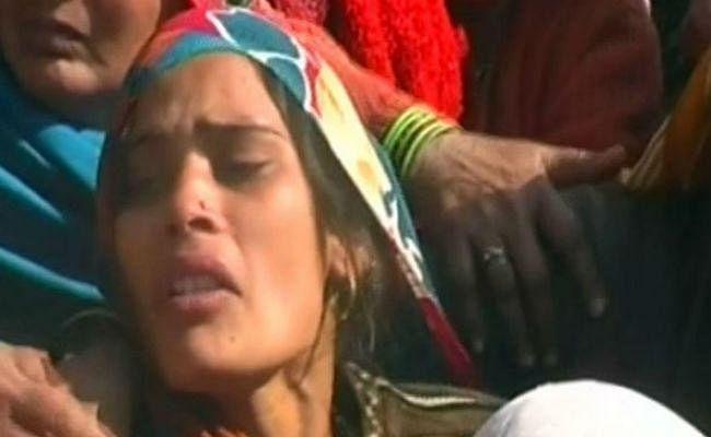 हेमराज की पत्नी बोलीं- पाकिस्तान के दस सैनिकों का सिर काटकर लाओ