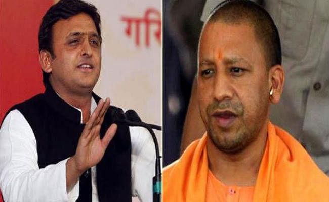 UP में विवेक तिवारी के पुलिस एनकाउंटर पर अखिलेश ने मांगा CM योगी का इस्तीफा