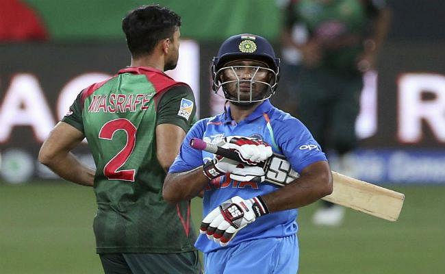 बांग्लादेश को फाइनल से जुड़े मानसिक दबाव से पार पाना होगा : मुर्तजा