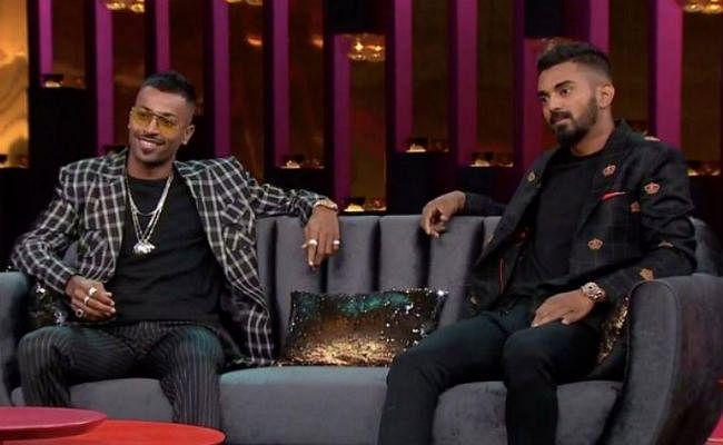 HotStar ने हटाया हार्दिक पांड्या और के एल राहुल का वीडियो