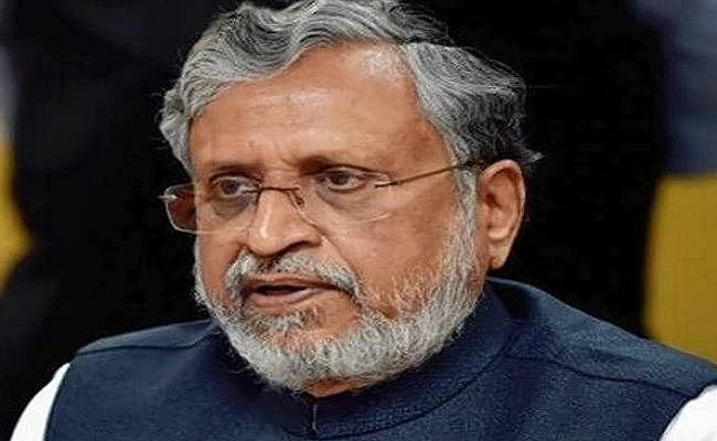नमो-नीतीश के विश्वसनीय और अनुभवी चेहरे पर ही बिहार में चुनाव लड़ेगा एनडीए : सुशील मोदी