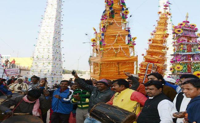 नारी सम्मान और झारखंडी संस्कृति का प्रतीक ''टुसू'', जानें पर्व मनाये जाने के पीछे की कहानी