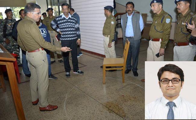 Jamshedpur : गर्ल्स हॉस्टल के गेट पर गिरकर XLRI के छात्र की मौत