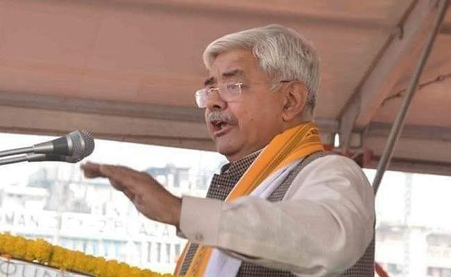 विहिप के अंतरराष्ट्रीय अध्यक्ष आलोक कुमार ने कहा, राम मंदिर निर्माण पर अध्यादेश लाने की नहीं है मोदी सरकार की मंशा