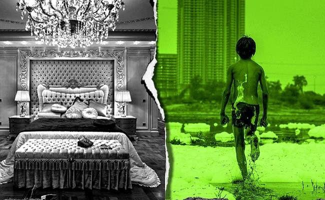 भारत के 9 अमीरों के पास 50% आबादी के बराबर संपत्ति, हर दिन 70 लोग बनेंगे अरबपति