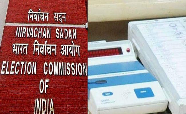 #EVMHacking : चुनाव आयोग ने कहा - मशीनें सेफ, कानूनी कार्रवाई पर कर रहा विचार