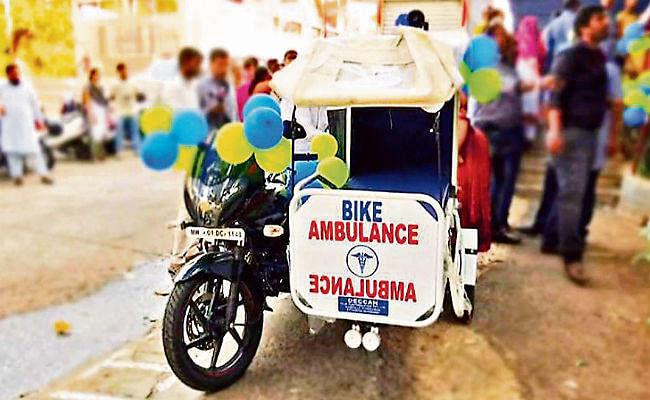 झारखंड बजट : दुर्गम क्षेत्रों में चलेगी सीएम बाइक एंबुलेंस