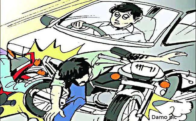 कोलकाता :  कहीं चालक की लापरवाही, तो कहीं राहगीर की भूल, हादसों में चली गयीं तीन जानें
