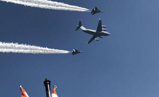 70वां गणतंत्र दिवस :  राजपथ पर नजर आया भारतीय सेना का पराक्रम