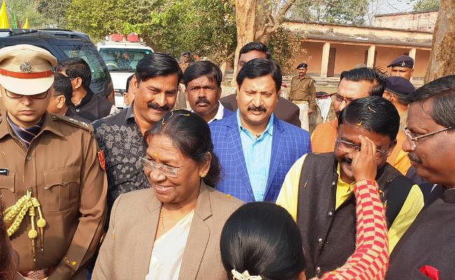 तीरंदाजी से झारखंड को देश में अलग पहचान मिली, खरसावां में बोलीं राज्यपाल द्रौपदी मुर्मू