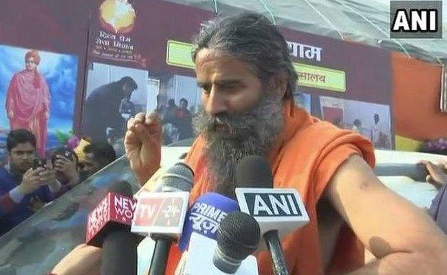 स्वामी रामदेव का तंज - मदर टेरेसा को भारत रत्न, तो भारतीय संतों को क्यों नहीं
