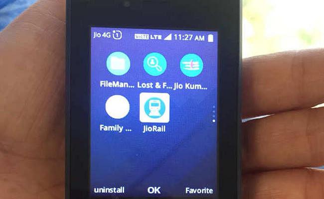 JioRail App से बुक करें ट्रेन का टिकट