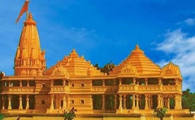 राम मंदिर के भूमि पूजन को लेकर राज्य में उत्साह, मंदिरों में एक साथ होगी आरती, जलेंगे दीप