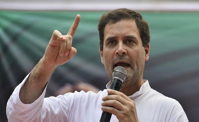 राहुल गांधी ने पीएम मोदी पर कसा तंज, जयशंकर जी, उन्हें थोड़ा कूटनीति के बारे में बताइए ...