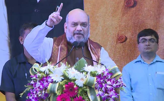 कोलकाता में बोले अमित शाह : घुसपैठियों को खदेड़ने के लिए सरकार लायेगी एनआरसी पर विधेयक