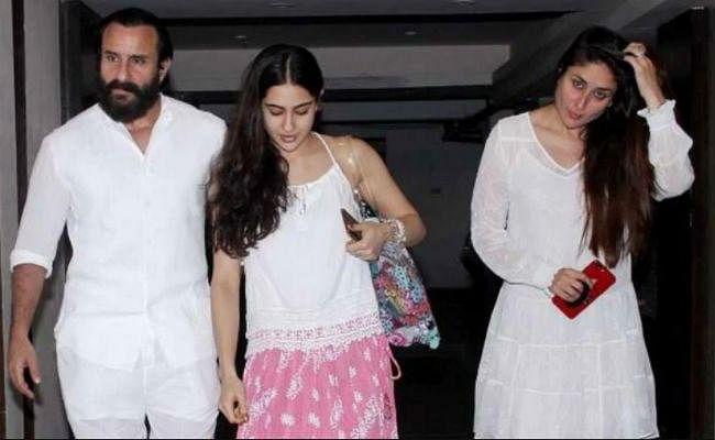 सैफ-करीना की शादी को लेकर ऐसा था अमृता सिंह का रियेक्शन, सारा ने किया खुलासा