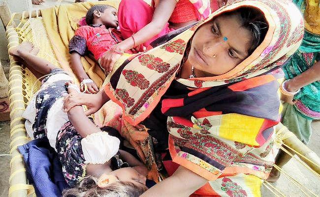 मुंगेर में जलजमाव से दूषित हुए पानी से फैला डायरिया, चार दर्जन से ज्यादा लोग चपेट में आये