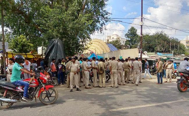 Ranchi : दुर्गा पूजा के दिन बड़ी घटना को अंजाम देने आये 4 अपराधियों को लोगों ने दौड़ाया, दो को पकड़ा