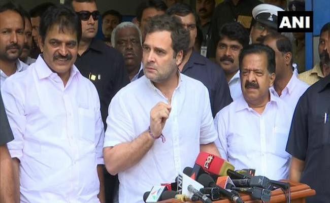 देश तानाशाही की ओर बढ़ रहा है, यह सबको पता है : राहुल गांधी