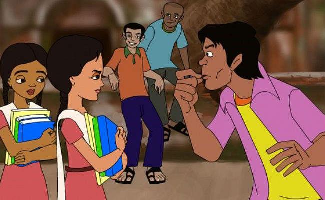 नाबालिग छात्रा को परेशान करने के आरोप में युवक गिरफ्तार