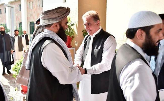 शांतिवार्ता खत्म होने के बाद पहली बार तालिबान ने पाकिस्तान में की अमेरिकी दूत से मुलाकात