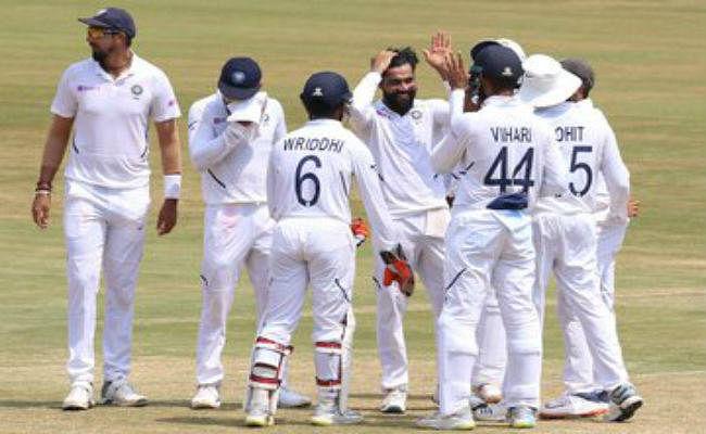 भारत ने जीता विशाखापत्तनम टेस्ट, शमी और जडेजा के आगे नहीं टिक सके दक्षिण अफ्रीका के बल्लेबाज, बने ये रिकार्ड