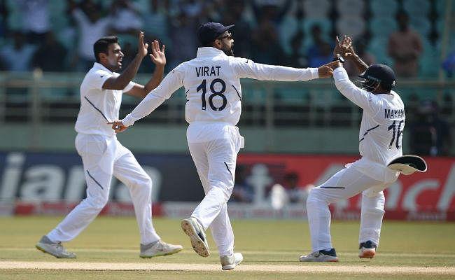 स्पिन मुफीद पिच पर तेज गेंदबाजों ने शानदार प्रदर्शन किया : जीत के बाद बोले कोहली