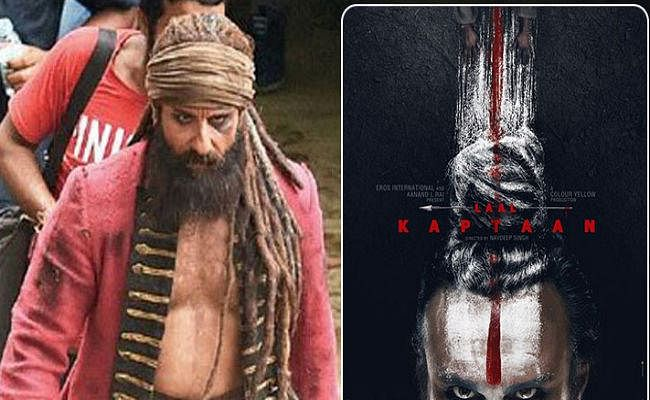 Lal Kaptaan में नगा साधु के बाद सैफ अली खान अब करेंगे 'तांडव'