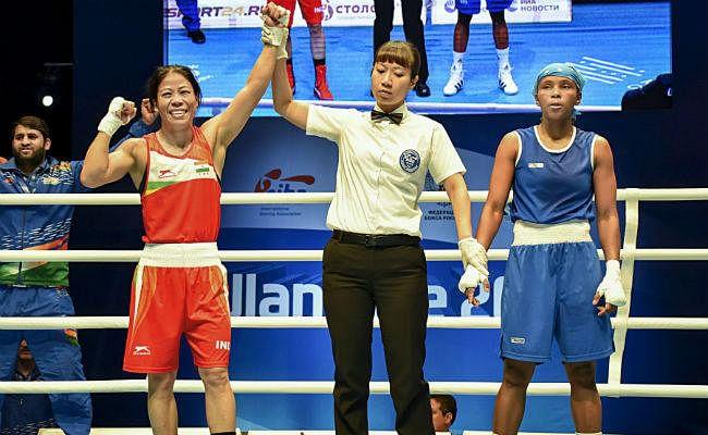 विश्व चैंपियनशिप के इतिहास में सबसे सफल मुक्केबाज बनीं मेरीकोम, आठवां पदक पक्का