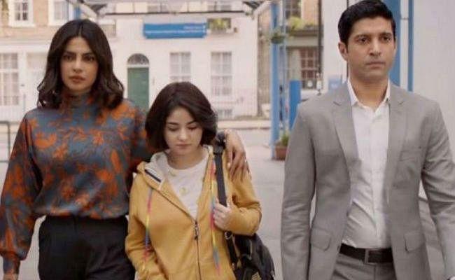 Film Review : फिल्म देखने से पहले जानें कैसी है ''द स्काई इज पिंक''
