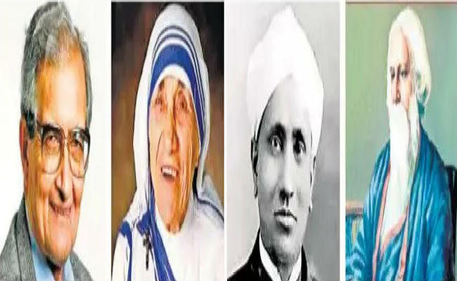 #NobelPrize : भारत में नोबेल पुरस्कारों का गढ़ बना बंगाल