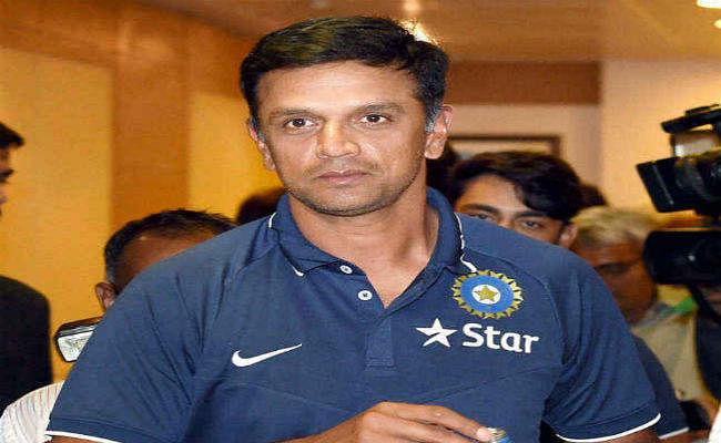राहुल द्रविड तैयार कर रहे 16 देशों के युवा क्रिकेटरों की फौज