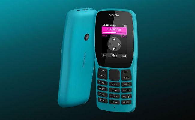 HMD ग्लोबल ने Rs 1599 में लॉन्च किया नया Nokia 110