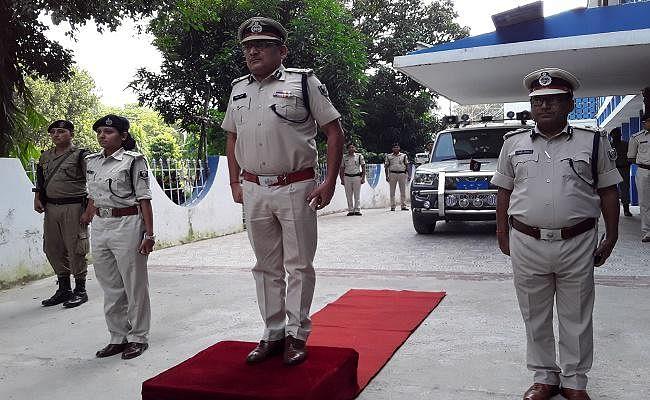 शहीद आशीष के हत्यारों को जल्द ही गिरफ्तार कर लिया जायेगा : डीजीपी