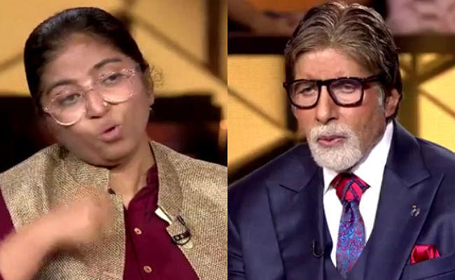 KBC 11: सुनीता कृष्णन ने सुनाई आपबीती- 15 साल की उम्र में 8 लोगों ने मेरा रेप किया