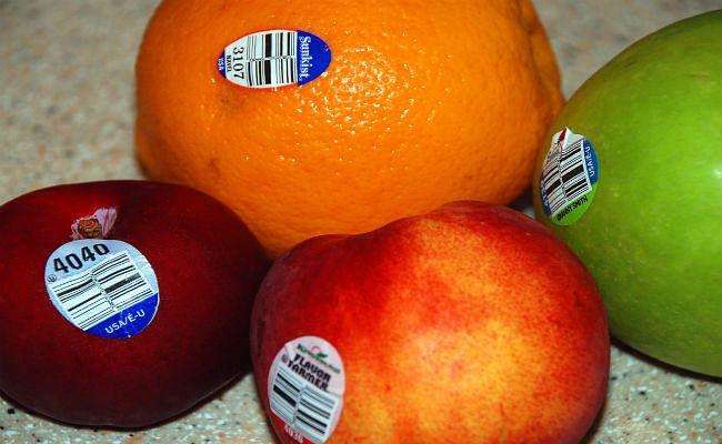 Alert: स्टिकर लगे फलों की बिक्री पर इस राज्य में लगी रोक