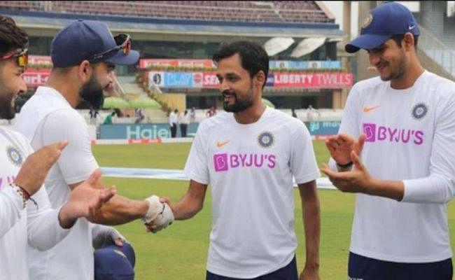 नदीम को घरेलू क्रिकेट में लगातार अच्छे प्रदर्शन का पुरस्कार मिला : राठौड़