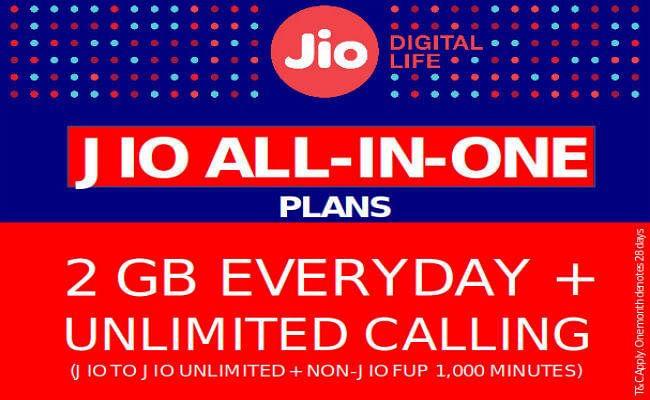 JIO ने दिवाली पर पेश किये 222, 333, 444 रुपये के All In One प्लान्स