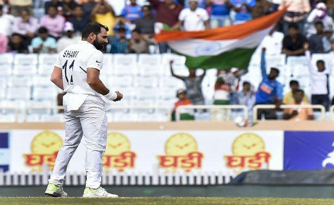 रांची टेस्ट : मोहम्मद  शमी और उमेश यादव  ने भारत को जीत की दहलीज पर पहुंचाया