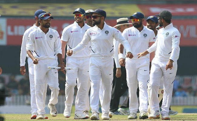 INDvsSA:  टीम इंडिया ने द. अफ्रीका का किया सूपड़ा साफ, बना विश्व रिकॉर्ड, झारखंड के  शाहबाज नदीम चमके